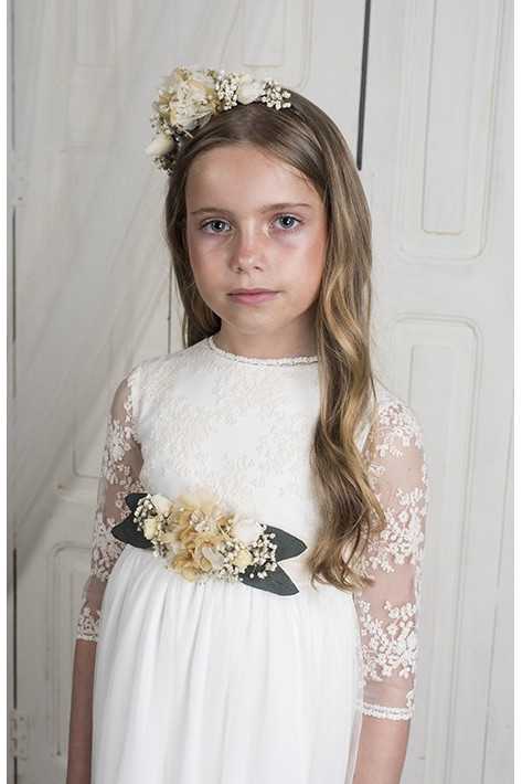 JAZMIN COMMUNION DRESS