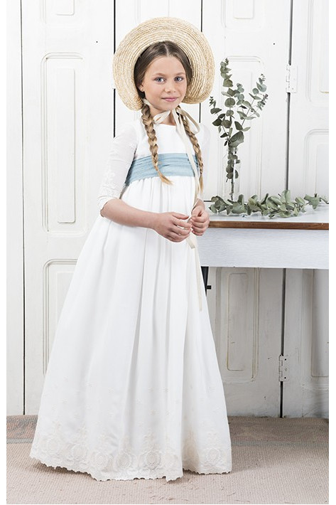 Communion Dress Teresa Voile