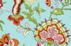 loneta fina cassis turquesa